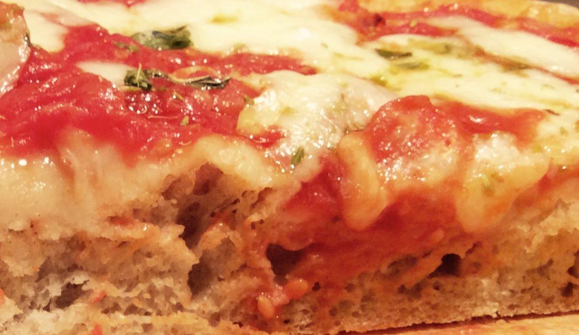 E FINALMENTE PIZZA !!!!